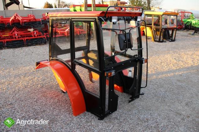 Kabina ciągnikowa sadownicza sadownik Ursus  C360 C330 Szyszka C-360 - zdjęcie 4