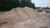 Kruszywo betonowe 0,63mm Kruszywa Tłuczeń / Toruń