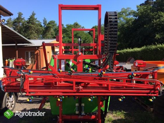Opryskiwacz polowy zawieszany Agrofart 700 l | AF0715 | - zdjęcie 3