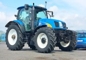 NEW HOLLAND TS 130A - 2006 ROK - DO REMONTU