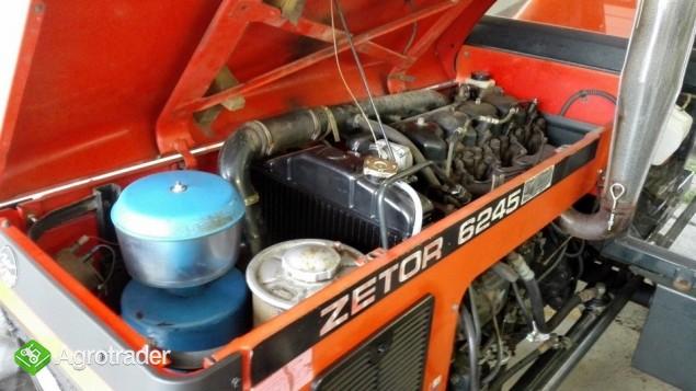 Ciągnik Zetor 6245/1992 - zdjęcie 3