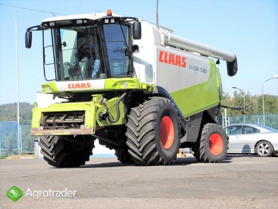 CLAAS LEXION 530 - 4X4 - 2010 ROK - V600 - zdjęcie 3