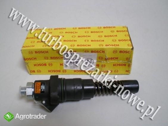 Wtryskiwacz paliwa CR BOSCH - Wtryskiwacze -   0414693005 /  098643760