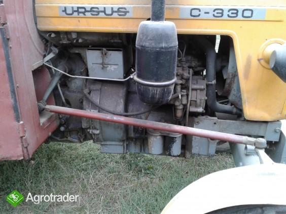 Ciągnik c 330  - zdjęcie 2