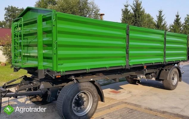 Burty do przyczep - Producent - Transport na terenie całego kraju - zdjęcie 3