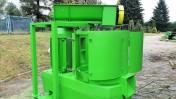 Linia do produkcji pelletu z trociny o wydajności 1 t/h