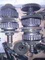 Case mx 110,120,135,140 170 silnik, części skrzyni biegów