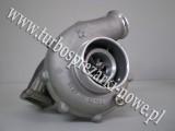 Fendt - Turbosprężarka BorgWarner KKK  53279887048 /  53279707048 /  5