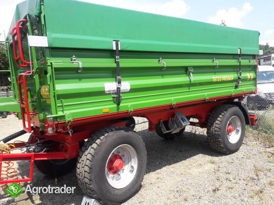 Przyczepa Rolnicza Pronar T672- 8T