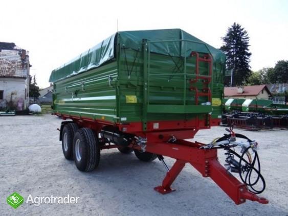 Przyczepa rolnicza tandem TRANSPORT 10T PRONAR T663/1 - zdjęcie 5