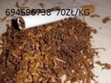 Sprzedaż tytoniu. Tyton cieniutko cięty, łatwo nabija się w gilzy.