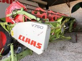 CLAAS LEXION 470 EVOLUTION - V750 - 2003 ROK