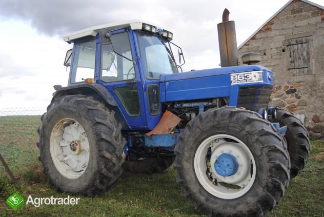 ford new holland 8630 - zdjęcie 1