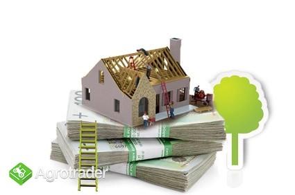 Inwestycja / Kredyt: rolnik, przemysł, nieruchomości - zdjęcie 1