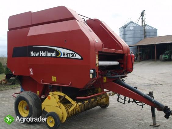 Sprzedam  New Holland BR 750 - zdjęcie 4