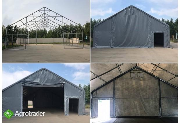 Całoroczna Hala namiotowa 5m × 10m × 2,5m/3,41m - zdjęcie 5