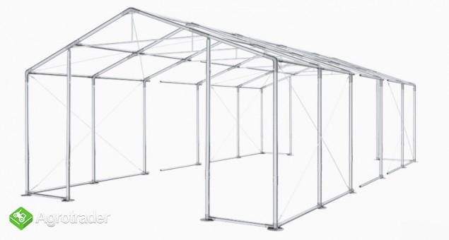 Całoroczna Hala namiotowa 5m × 14m × 2,5m/3,41m - zdjęcie 1