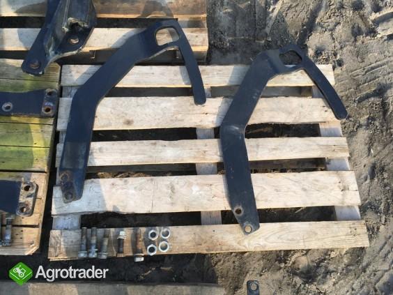 Ładowacz czołowy TUR QUICKE Q46 do NEW HOLLAND T5 CASE Steyr Massey - zdjęcie 5