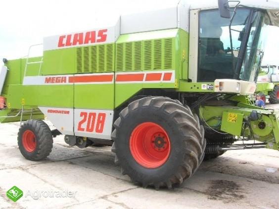 Kombajn Claas 208 - zdjęcie 3