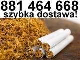 Tytoń papierosowy gotowy do palenia! Średni tytoń, słaby i mocny!