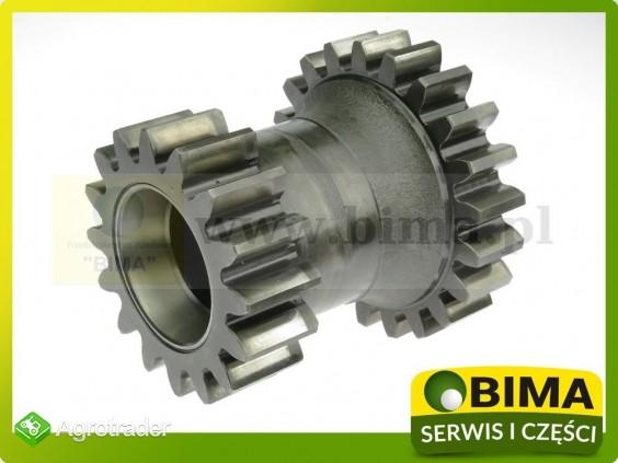Używane koło zębate wom z16/21 Renault CLAAS 954 MI