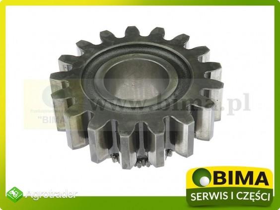 Używane koło zębate wom pto Renault CLAAS 103-12,103-14 - zdjęcie 1