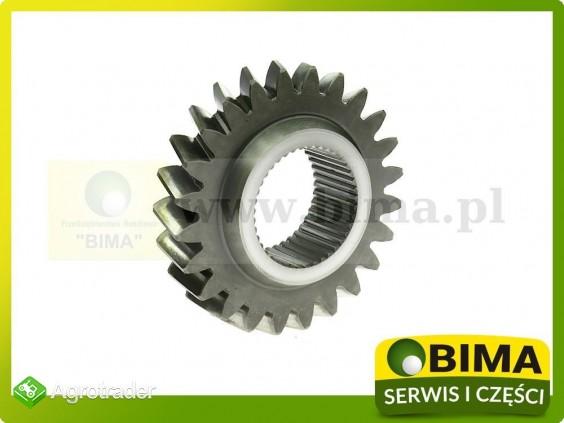 Używane koło zębate z24 trzeciego biegu Renault CLAAS 145