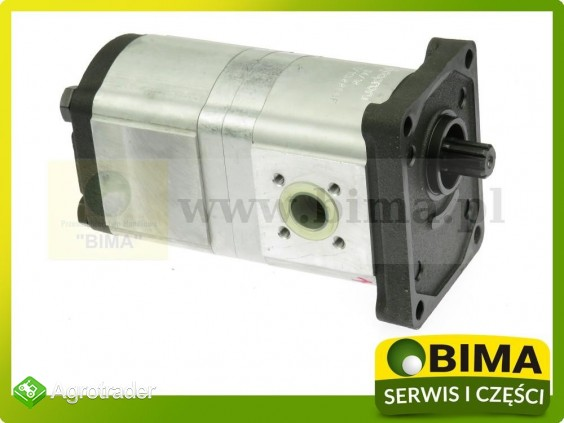 Pompa hydrauliczna hydrauliki Renault CLAAS TEMIS 610 - zdjęcie 1