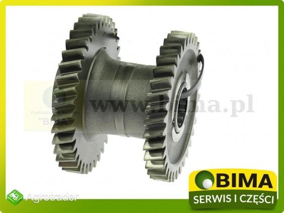 Używane koło zębate choinka Renault CLAAS 133-14,133-54