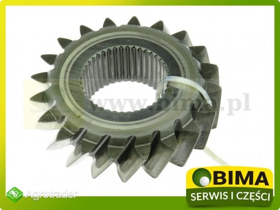 Używane koło zębate drugiego biegu Renault CLAAS 133-14 - zdjęcie 1