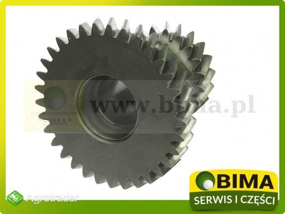 Używane koło zębate wałka Renault CLAAS Temis 550,610 - zdjęcie 3