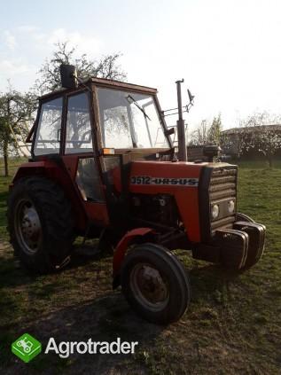 Sprzedam ciągnik rolniczy Ursus 3512.  Nie zetor, new holland, john de - zdjęcie 4