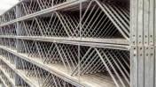 6,32 m.  Konstrukcja stalowa kratownica dachowa kratownice hala ocynk