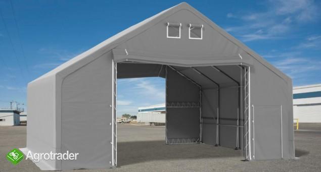 Hala namiot magazynowy handlowy 3x16x2 MTB - zdjęcie 2