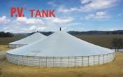 zbiorniki PV TANK na gnojówkę i gnojowicę
