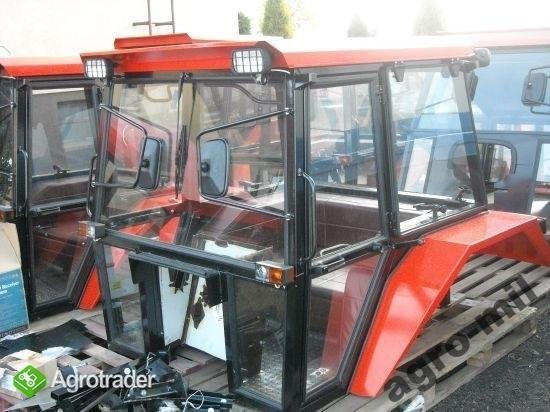 kabina kabiny ciągnikowe nowe  c-330 c-360 MF MTZ - zdjęcie 2