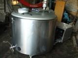 Zbiornik na mleko 500 litrów