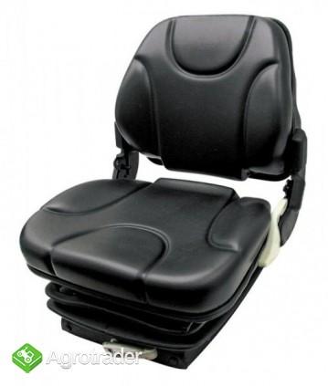 Siedzenia fotele do ciągników rolniczych - zdjęcie 5