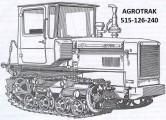 RÓWNIARKA ROSYJSKA,DT 75,T-130,T-170,T-100,MTZ
