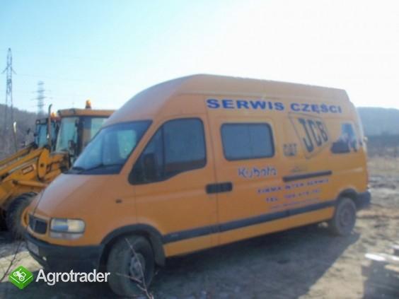 Skrzynia biegów SERWIS NAPRAWA JCB CAT CASE TEREX - zdjęcie 1