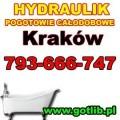 Hydraulika Kraków  Tel. 793-666-747 WOD-KAN