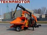 BĘNOWY rębak ciągnikowy Skorpion 500RB -Teknamotor