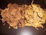 STRIPS. BLEND MIX 65%VIR. 30%BUR. 5%ORIE. HURT