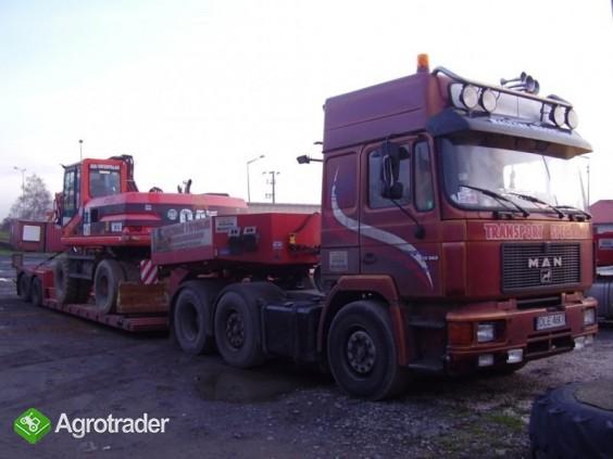 Międzynarodowy transport ponadgabarytowy,Wengrzyn - zdjęcie 5