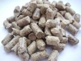 pellet z łuski słonecznika