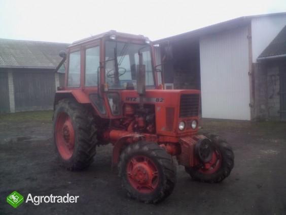 Sprzedam ciągnik rolniczy Mtz-82