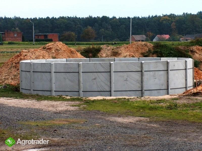 Chwalebne Zbiorniki na gnojówkę lub gnojowicę Kluczbork • Agrotrader.pl US44